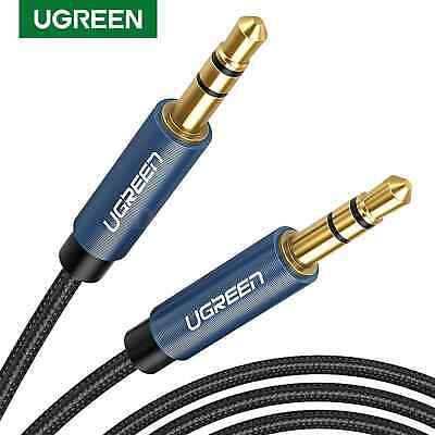 Ugreen AUX Cable Auxiliary Male Audio Car Cord Stereo Jack Headphone 3.5mm IPod