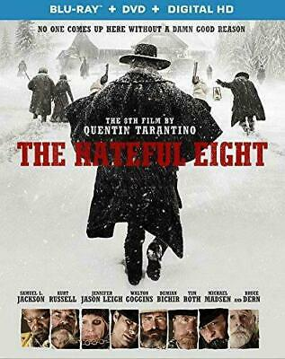 THE HATEFUL EIGHT - BLU RAY - Region A - Sealed