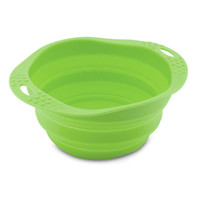 Beco Travel Bowl, Green, Small, Premium Seller, Fast Dispatch.