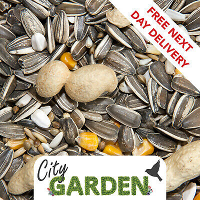 12.5kg Parrot Food with Monkey Nuts, Peanuts, Pine Nuts, Sunflower, etc etc
