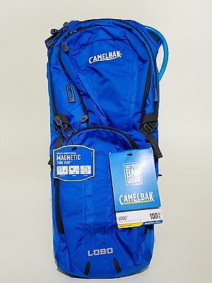 Camelbak LOBO Hydration Pack - Imperial Blue / Charcoal