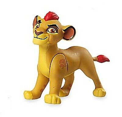 Kion Disney Lion Cub Junior Guard King Figurine Action Figure Toy Cake Topper