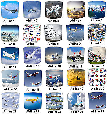 Airline Aeroplane Concorde Ideal To Match Children`s Bedroom Planes Wall Murals