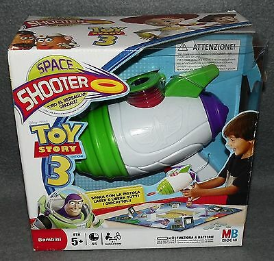 Toy Story 3 Space Shooter Action Spiel MB Spiele Hasbro Disney Pixar