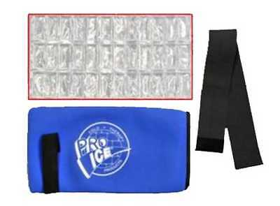 Pro Ice, Insert Set for Shoulder Cold Therapy Wrap. Holds Temperature. PI261