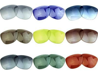 RETINA Replacement Lenses for Oakley Frogskins 55mm - Multiple Colors Available
