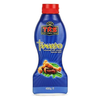 Tamarind Paste - Concentrated - Pure - New 400g Bottle - TRS Brand
