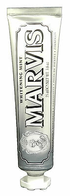 Marvis Whitening Mint Toothpaste 3.8 Ounce