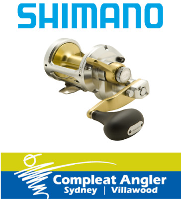 Shimano Talica Game Fishing Reel BRAND NEW At Compleat Angler