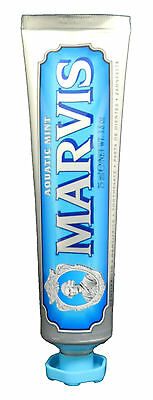 Marvis Aquatic Mint Toothpaste 3.8 Ounce