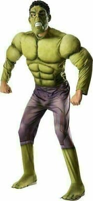 Hulk Deluxe Costume for Adults