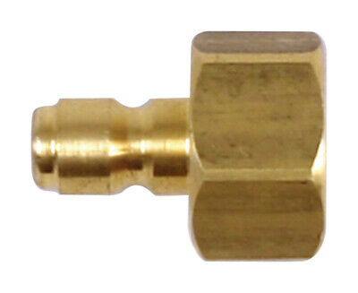 Quick Coup Plug M22Fx1/4 By Forney Mfrpartno 75123