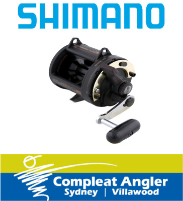 Shimano TLD 25 Overhead Fishing Reel BRAND NEW At Compleat Angler