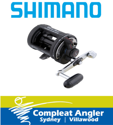 Shimano Charter Special TR 2000LD Overhead Fishing Reel BRAND NEW