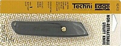 Utility Knife,W/1 Blade Cd by IDL TECHNI EDGE MFG. CORP, 3PK