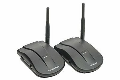 Antiference 5.8 Ghz Wireless Audio Video Transmitter and Receiver