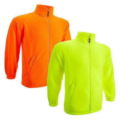 RTY Enhanced Visibility Full Zip Fleece
