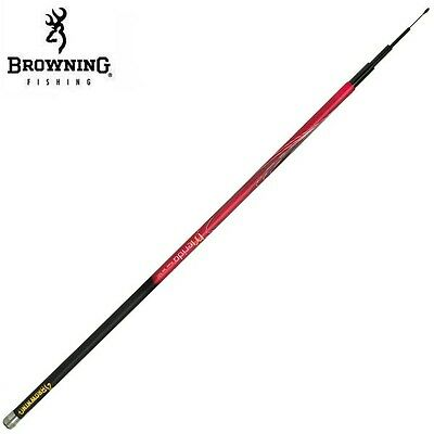 CANNE A PECHE COUP BROWNING MERIDA POWER TELE Modèle: 4.80M