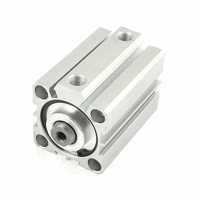 SDA63-100 63mm Bore 100mm Stroke Stainless steel Pneumatic Air Cylinder