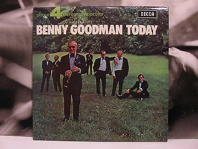 Benny Goodman And Orch.- Benny Goodman Today 2 Lp Ex 1970 Decca Uk Phase 4 Dds 3