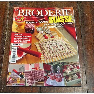 Libro Broderie Suisse