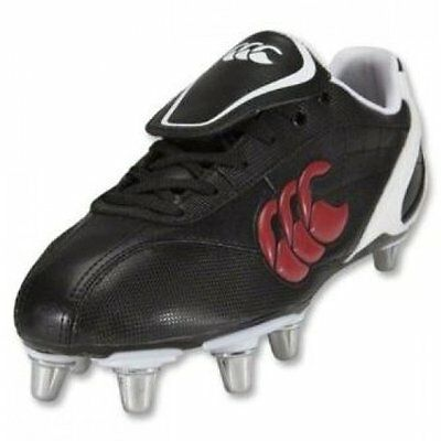 Canterbury Mens Phoenix Club 8 Stud Rugby Boots -Same day dispatch