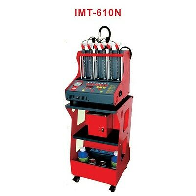 YAKO IMT-610N Injector Cleaner & Tester for Gasoline Car with Cabinet&Ultrasonic