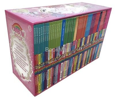 A Year of Rainbow Magic Box Set Collection - 52 Books - RRP