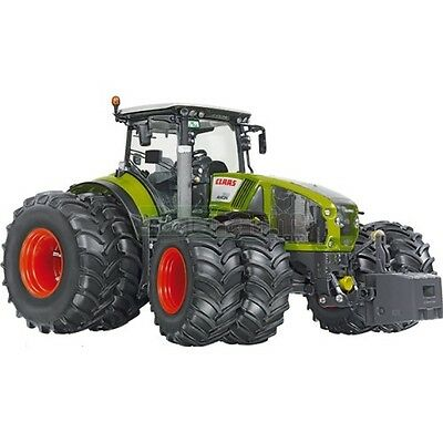 Wiking Die Cast Metal 1:32 Claas Axion Tractor Trattore Claas Axion 950 Art 7328