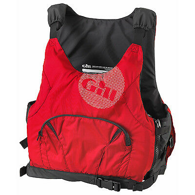 Gill Junior Pro Racer Buoyancy Aid - New Red