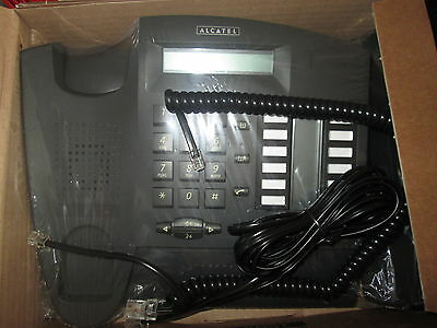 telephone Alcatel-Lucent 4020 export anthracite neuf