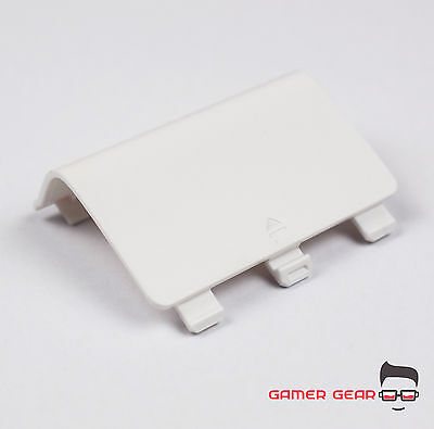 White Battery Pack Back Cover Shell For Xbox One Wireless Controller