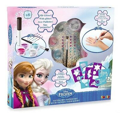 Smoby Disney Frozen Tattoo-Set Glitter