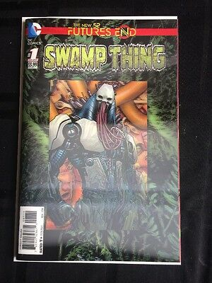 Swamp Thing #1 The New 52 Futures End DC Comics  (2014)