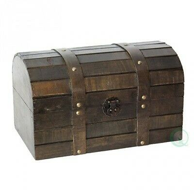 Quickway Imports Old Style Barn Wood Trunk. Best Price