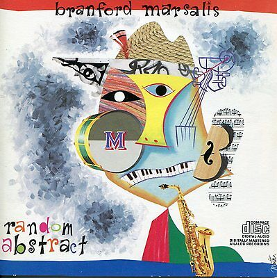 Branford Marsalis - Random Abstract
