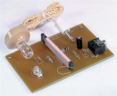 Crystal Radio Kit Set. Enjoy AM broadcasting without using battery or power