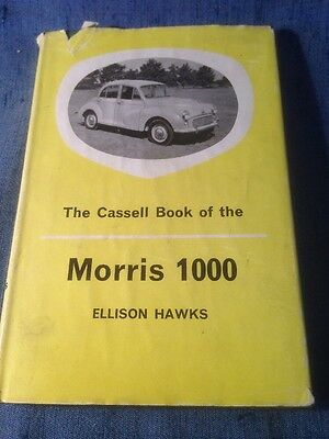The Cassell Book Of The Morris 1000 Vintage Manual