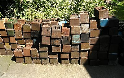 Cast iron 56lbs 25k 20k 10k weights Avery style Vintage Antique
