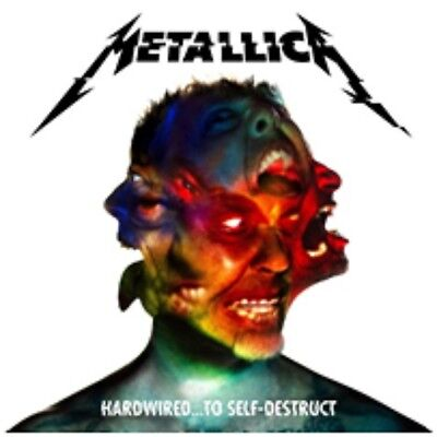 Metallica - Hardwired...to Self Destruct - Deluxe Box Set