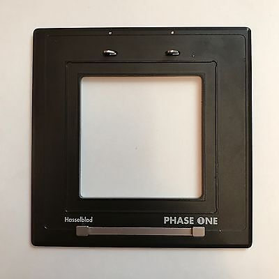 Phase One Adapter Plate H Hasselblad mounts 500 series to FlexAdapter 4x5 & Rcam