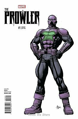 Prowler #1 (2016) Scarce 1:10 Deodato Teaser Variant Cover Clone Conspiracy