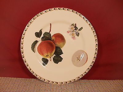 """Rosina Queens Fine China Hookers Fruit Salad Plate Apple 8 5/8"""""""