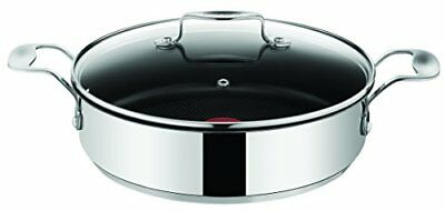 Tefal Jamie Oliver Induction, Stainless steel, stainless steel, 37.6 x 21 x 13