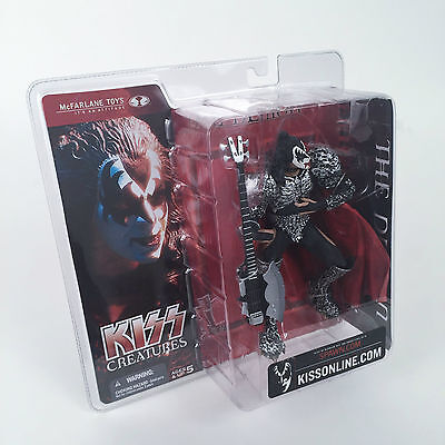 KISS Collectible: 2002 McFarlane Creatures Gene Simmons The Demon Blood Variant
