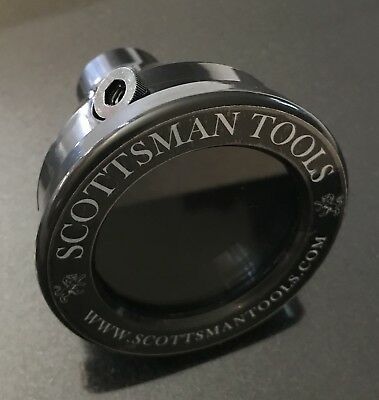 Scottsman Tungsten Sharpener, Attachment Kit For Grinders