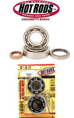 Kit Cuscinetti E Paraoli  Banco Hot Rods Yamaha Yfz 450 2004 2005 2006 2007