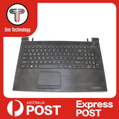 Brand New Toshiba Satellite C50 C55T-C5300 Palmrest Black Top Cover w/ Keyboard