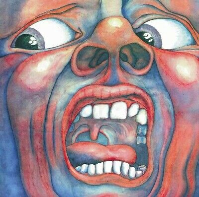 In The Court Of The Crimson King - King Crimson (2009, CD NUEVO)2 DISC SET