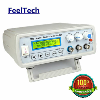 FeelTech 2-12MHz DDS Functions Many Waveform Signal Generator Frequency Meter